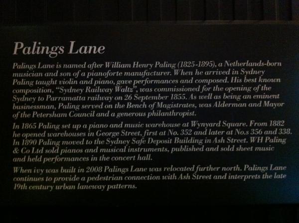 Pailings Lane